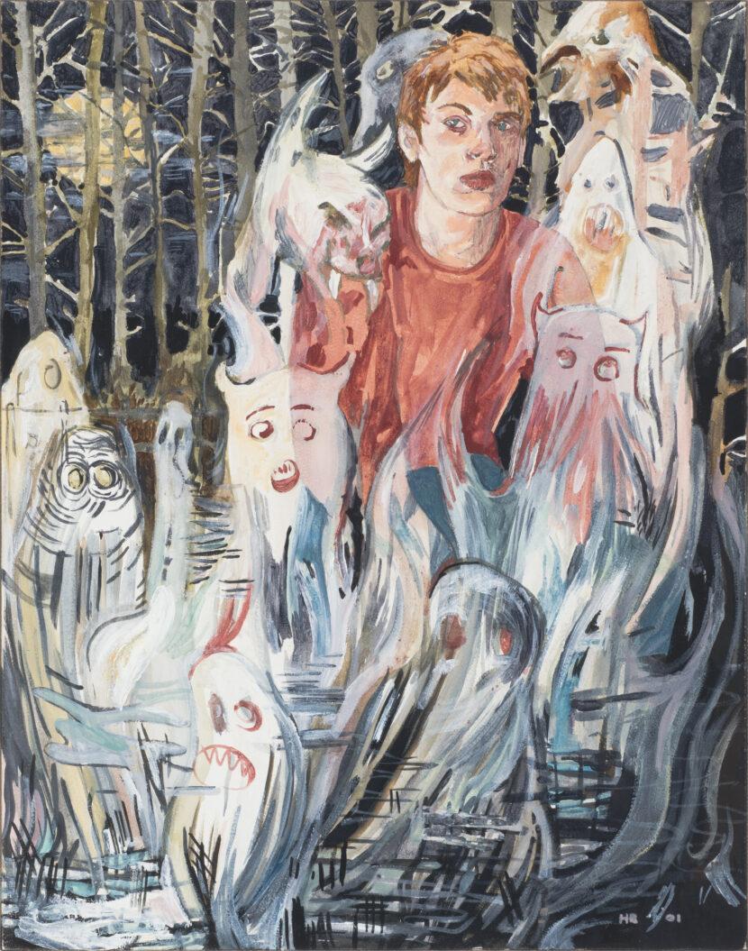 Hernan Bas, Ghosts of You