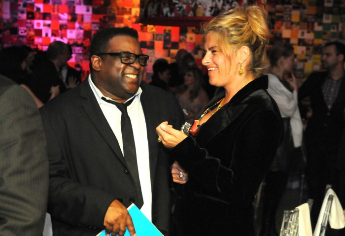Isaac Julien and Tracey Emin