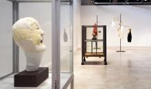 Louise Bourgois installation at MOCA