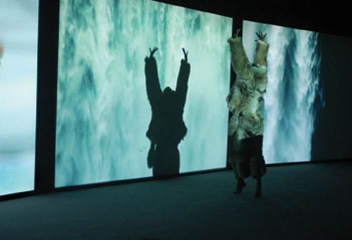 2005 Isaac Julien True North Performance1