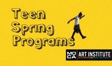 Teen Programs Spring 2016