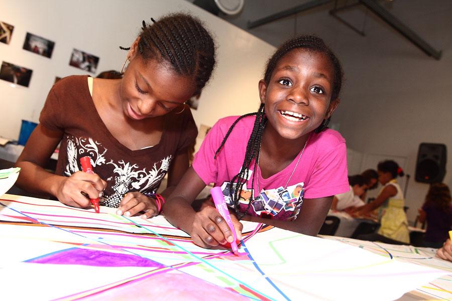 Creative Arts Summer Program /Creating a Circus