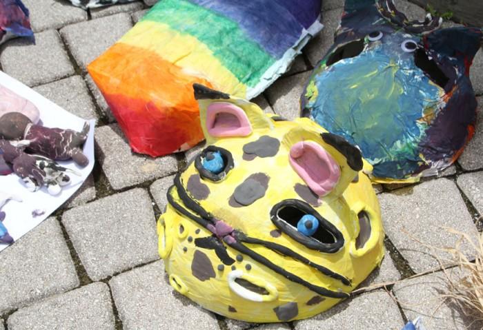 Creative arts summer program