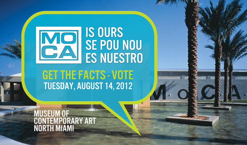 MOCA IS OURS!