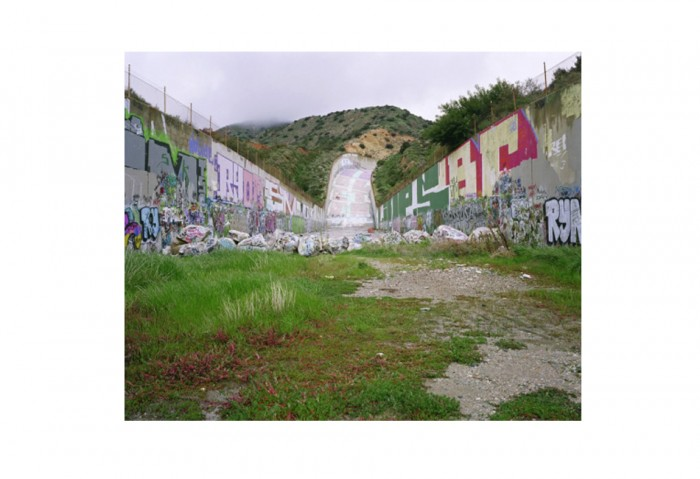 Melanie Schiff, <i>Ramped</i>, 2009, Digital c-print, 35 x 31 1/2 inches, Collection of the Museum of Contemporary Art, North Miami, Gift of Barbara Herzberg and Ray Ellen Yarkin