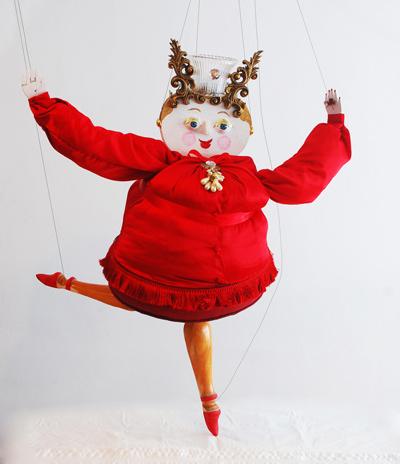 Pablo-Cano, Fat Ballerina, 2012