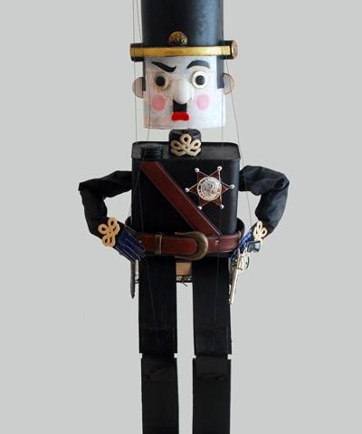 Pablo-Cano, Policeman, 2012