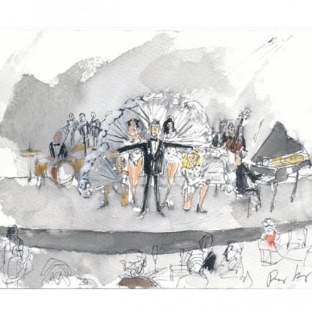 Ragnar Kjartansson, Study for Du Holde Kunst, 2012