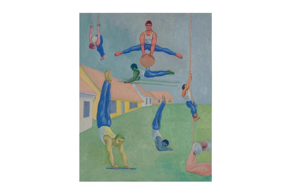 David Rohn, Gymnasts, 1996