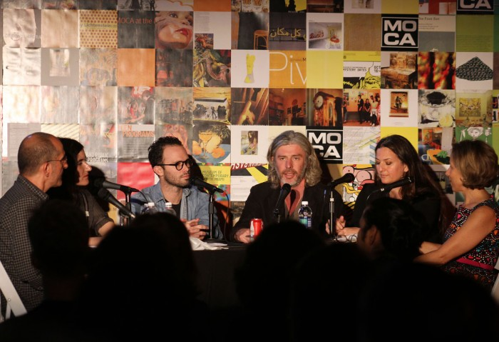 Jorge Pantoja, Naomi Fisher, Daniel Arsham, Mark Handforth, and Dara Friedman