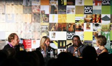Jack Pierson, Tracey Emin, Isaac Julien, and Bonnie Clearwater
