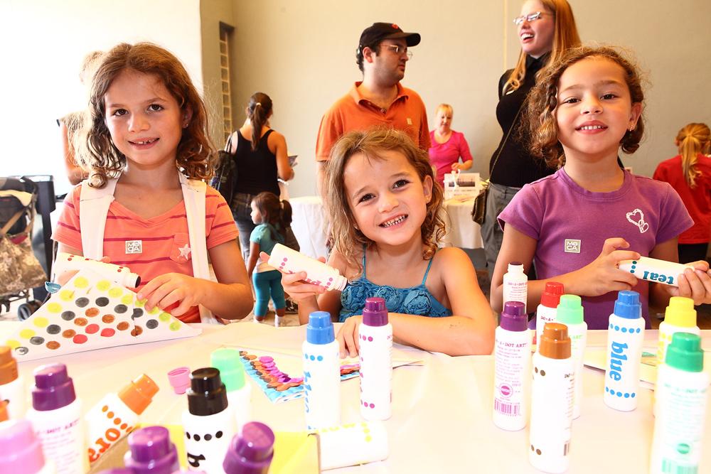 Be Creative!MOCA Family Day