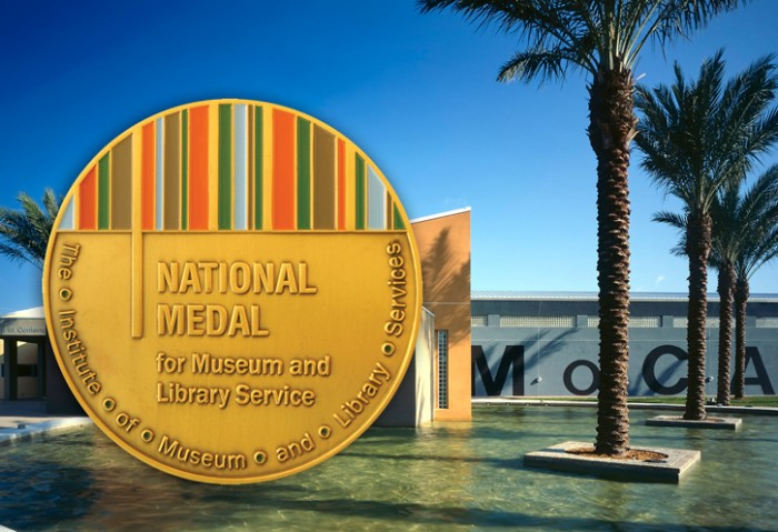MOCA is IMLS National Medal Winner!