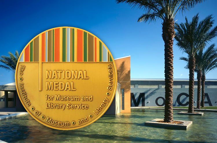 IMLS National Medal Winner