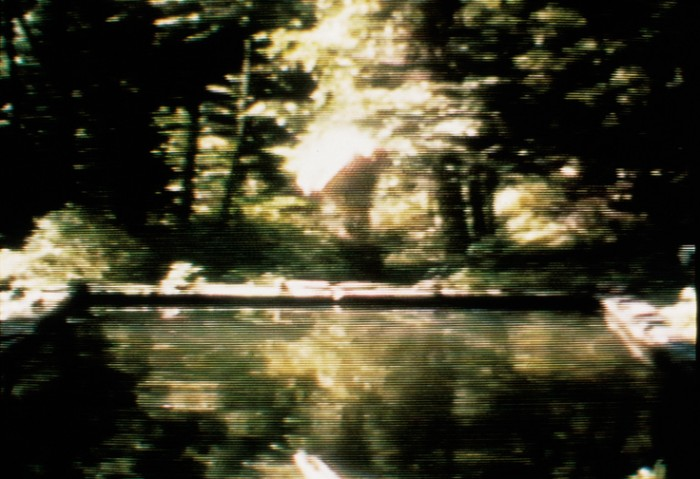 Bill Viola, The Reflecting Pool, 1977-79 Videotape, color, mono sound; 7:00 minutes Photo: Kira Perov