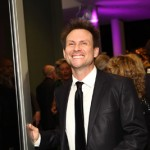 Christian Slater at MOCA's Vanity Fair / Vanity Fair International Party