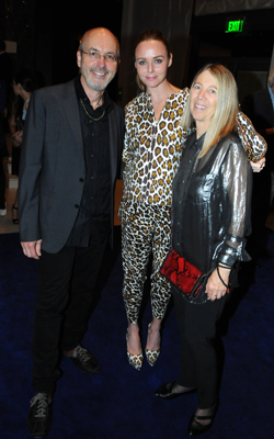 Bill Viola, Stella McCartney and Kira Perov.