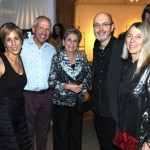 Bonnie Clearwater, Michael Salke, Joan Salke, Bill Viola, Kira Perov
