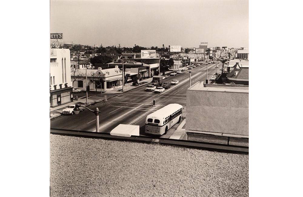 Ed Ruscha, Rooftops, 1961/2004