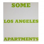 Some L.A. Apartments, 1965Artist book, 7 x 5 5/8 inches (17.78 x 14.29 cm)Gift of Skip Van Cel