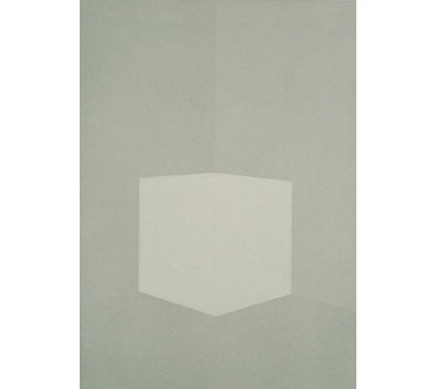 <i>Squat (from Still Light suite)</i>, 1990-1991<br>Aquatint on handmade paper, 48 x 35 1/2 inches (121.92 x 90.17 cm)<br>Gift of Estelle and Paul Berg