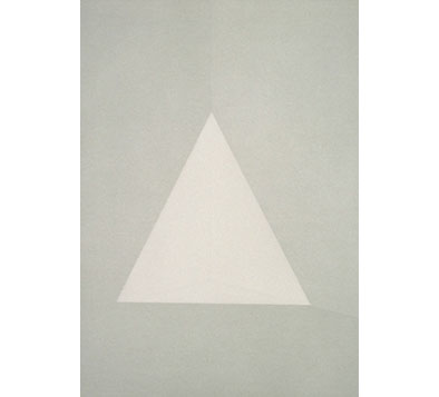 <i>Gard (from Still Light suite)</i>, 1990-1991<br>Aquatint on paper, 48 x 35 1/2 inches (121.92 x 90.17 cm)<br>Gift of Estelle and Paul Berg