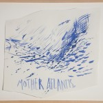 Untitled (Mother Atlantis), 2003Ink on paper, 24 x 19 inches (60.96 x 48.26 cm)Gift of the Artist