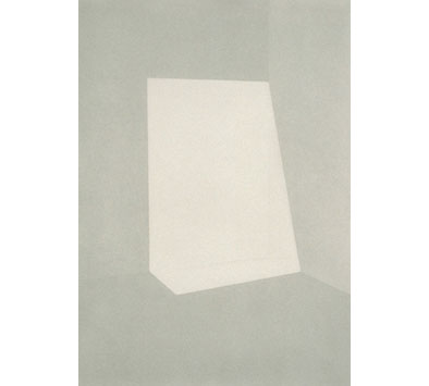 <i>Juke</i>, 1990-1991<br>Aquatint on handmade paper (350g), 42 1/8 x 29 3/4 inches (107 x 75.57 cm)<br>Gift of Sirje and Michael Gold