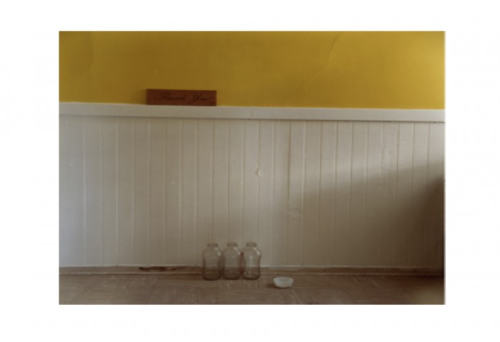 <i>Untitled (Thank you)</i>, 2010<br>C-print (printed by the artist), 20 x 24 inches (50.8 x 60.96 cm)<br>Purchased by the Museum of Contemporary Art, North Miami