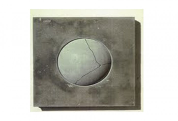 <i>Untitled</i>, 1991<br>Cast concrete, 10 1/4 x 74 3/4 x 29 1/2 inches (26.04 x 189.87 x 74.93 cm)<br>Gift of Peter Norton