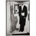 Dress & Suit (For Nancy), 1990-1995Gelatin silver print on paper, 28 x 19 1/2 inches (71.12 x 49.53 cm)Gift of the Artist and Paula Cooper Gallery, New York