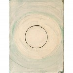 Circle A, 1995Oil on canvas, 12 x 9 inches (30.48 x 22.86 cm)Gift of James S. and Marisol G. Higgins