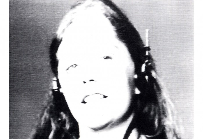<i>Boomerang/*TV Delivers People/Surprise Attack/Anxious Automation</i>,1974 (1973/1971/1971)<br>Videotape on 3/4 inch format<br>Purchased by the Museum of Contemporary Art, North Miami