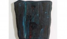 Untitled, 1992Oil on canvas and wood, 30 x 24 x 2 inches (76.2 x 60.96 x 5.08 cm)Gift of Sirje and Michael Gold