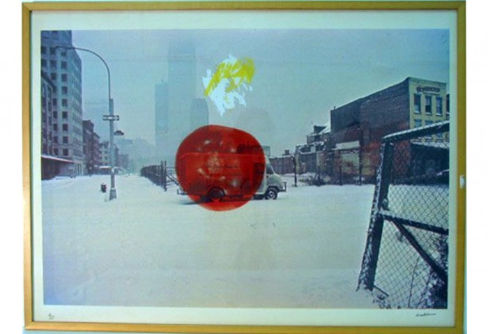 <i>Untitled</i>, 1973<br>Silkscreen on arches paper, 29 1/2 x 39 3/4 inches (74.93 x 100.97 cm)<br>Gift of Ruth and Richard Shack