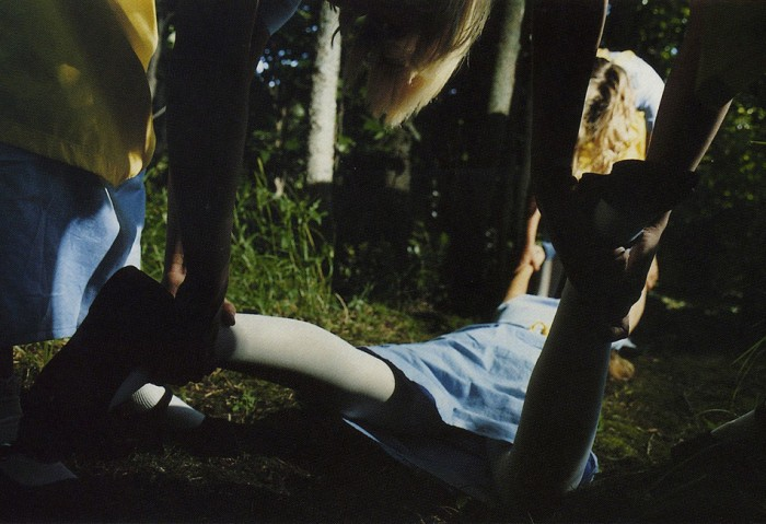 <i>Untitled #23 (override)</i>, 1997<br>C-print on plexiglass, 60 x 90 inches (152.4 x 228.6 cm)<br>Gift of Francie Bishop Good and David Horvitz