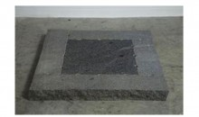 Untitled, 1988Granite, 4 x 39 1/2 x 39 1/2 inches (10.16 x 100.33 x 100.33 cm)Gift of Joan and Roger Sonnabend
