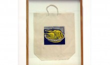 Turkey Shopping Bag, 1964Colored serigraph on paper, 23 x 17 inches (58.42 x 43.18 cm)Gift of Debra and Dennis Scholl