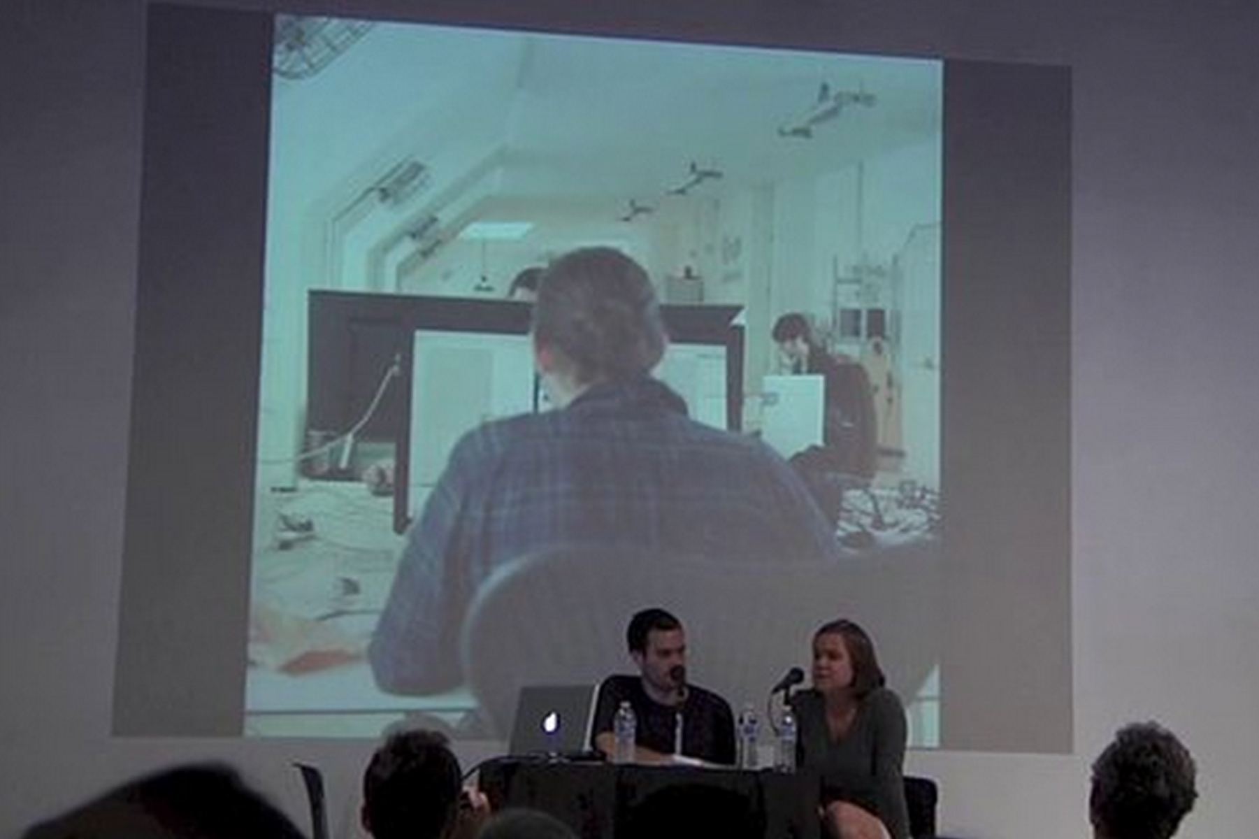 VIDEO – Calla Henkel & Max Pitegoff Art Talk