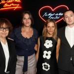 Ingrid Sischy, Tracey Emin, Sandra Brant, Alex Gartenfeld