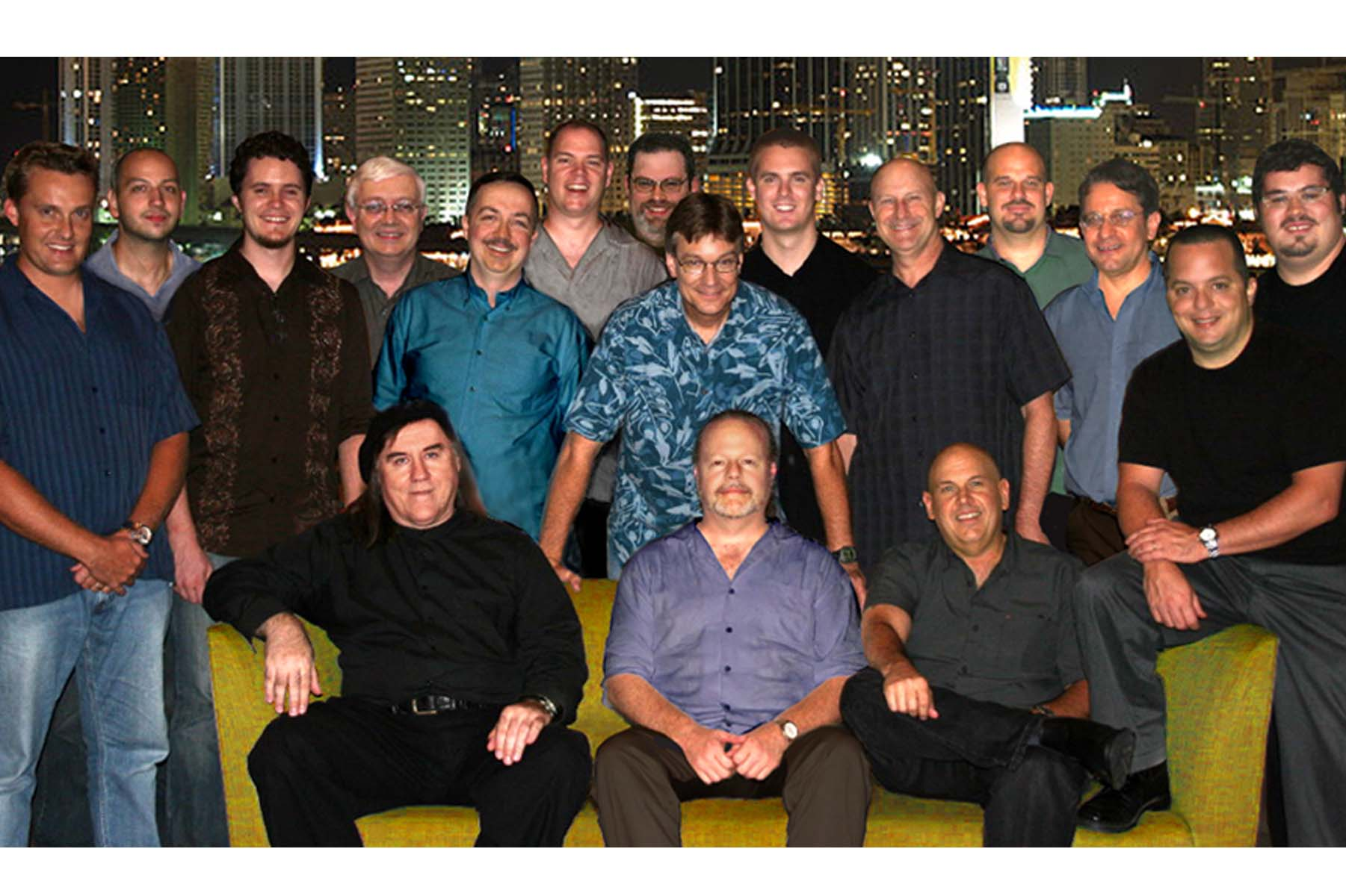 Jazz @ MOCA: South Florida Jazz Orchestra