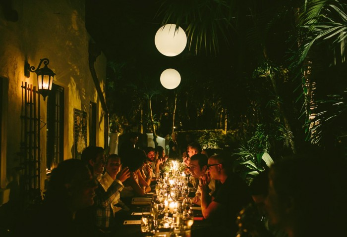 Mystery Dates 2014 at the home of Marcella and Daniel Novela Photo by: Gesi Schilling