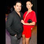 Alfred Karram Jr. and Vanessa Dadaglio