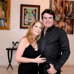 Lorena and Evelio Gomez Mystery Dates 2014 hosts