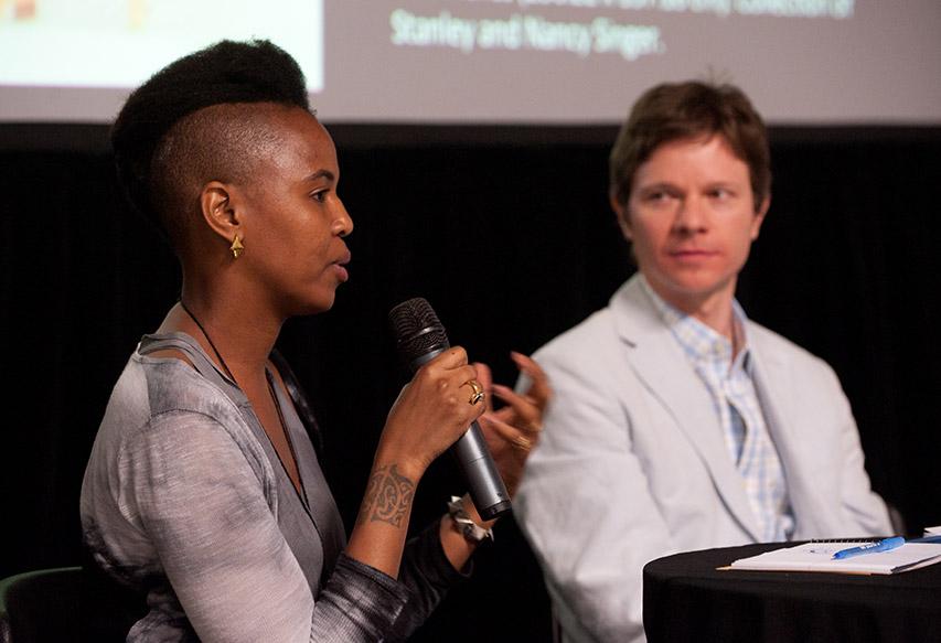 Art Talk: Wangechi Mutu & Performance: Wanda Raimundi-Ortiz
