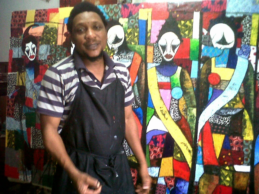 A Conversation with George Edozie