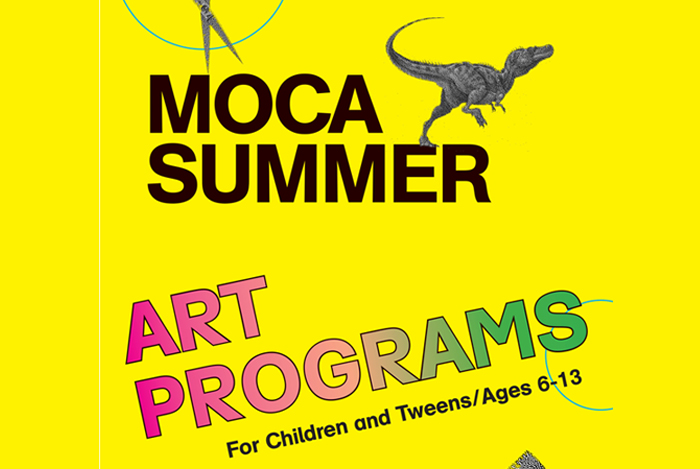 MOCA SUMMER CAMP ART PROGRAMS