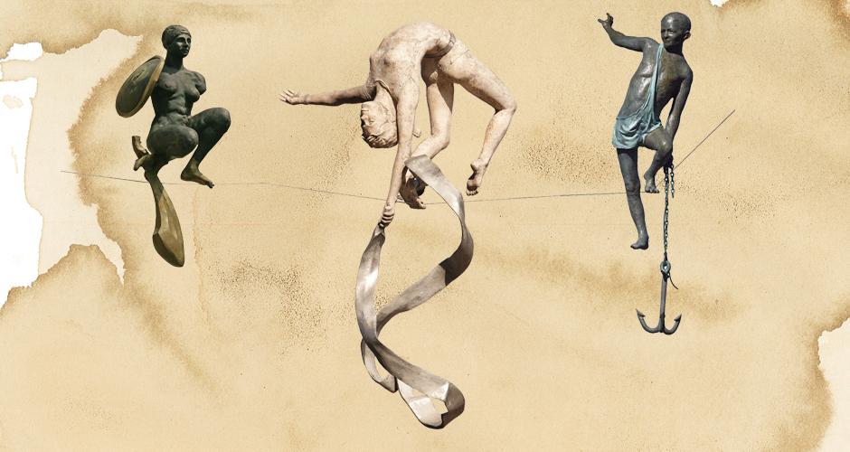 High Above: The Art of Jerzy Kedziora