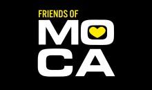Friends at MOCA