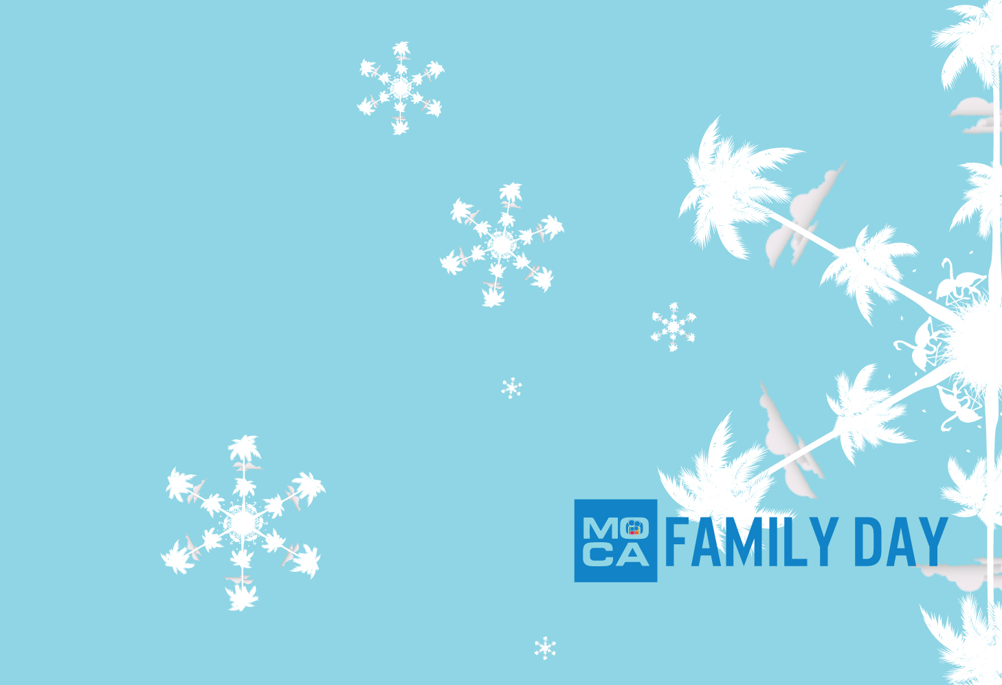 MOCA's Winter Family Day